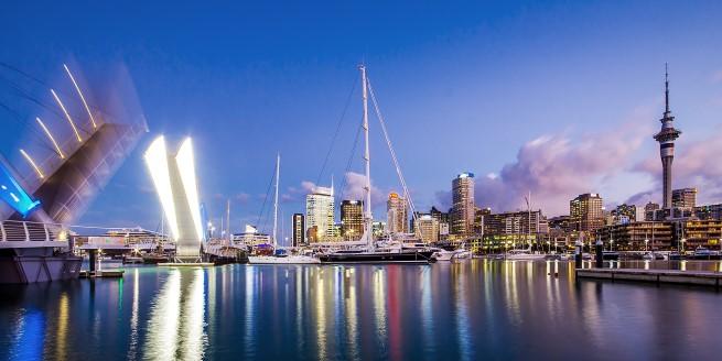 Yeni Zelanda Auckland
