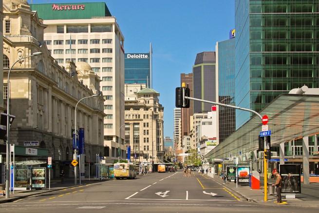 Yeni Zelanda'ya Göç