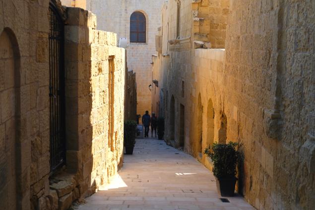 Victoria Citadella Malta