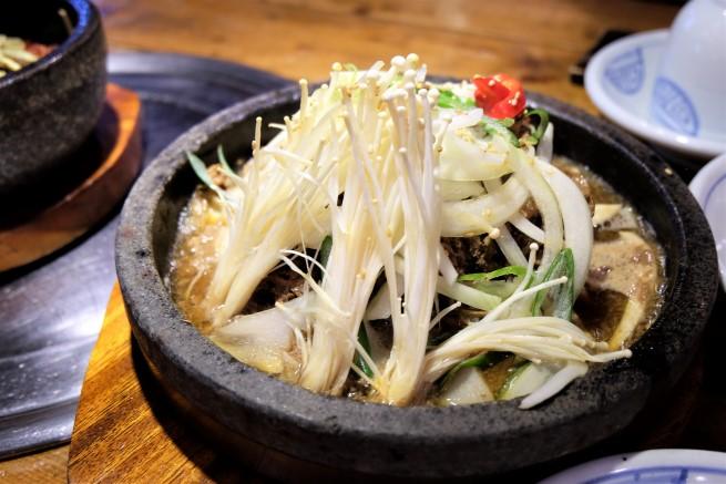 Güney Kore Mutfağı