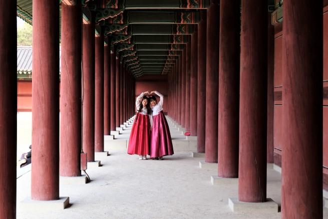 Güney Kore Tapınakları