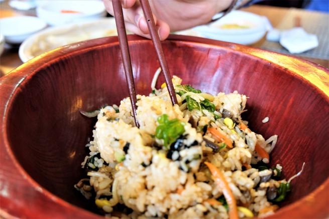 Güney Kore Yemekleri