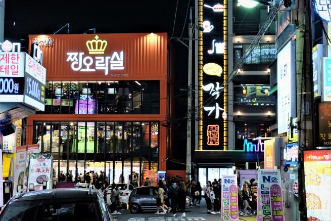 Güney Kore gezisi