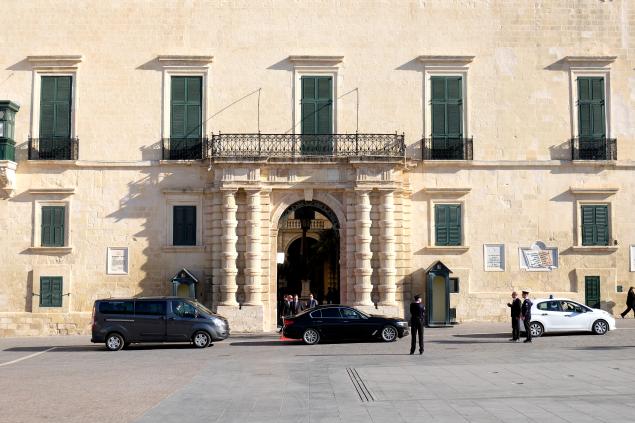 Grand Master's Palace Malta