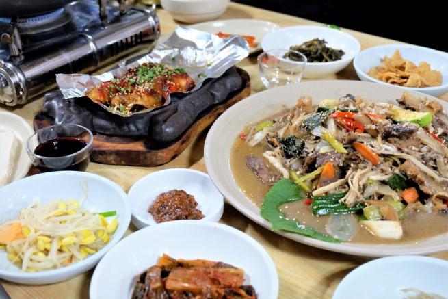 Kore Yemekleri