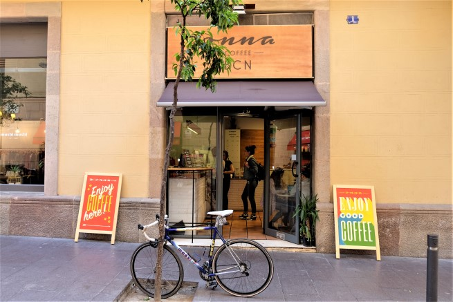 Onna Coffe Barcelona