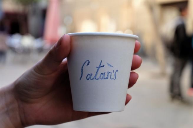 Satan's Coffee Corner Barcelona