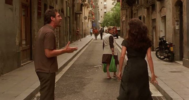 Vicky Cristina Woody Allen