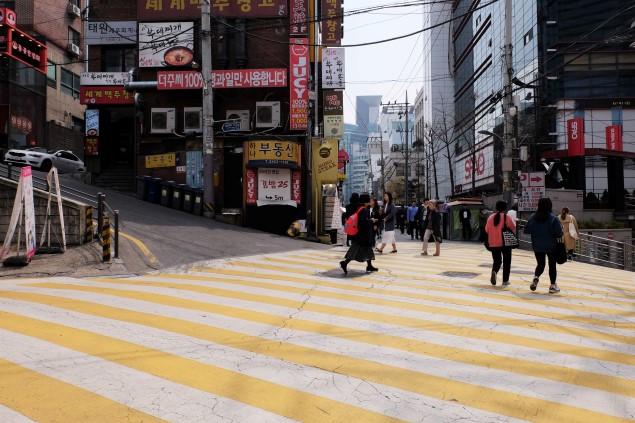 gangnam bölgesi