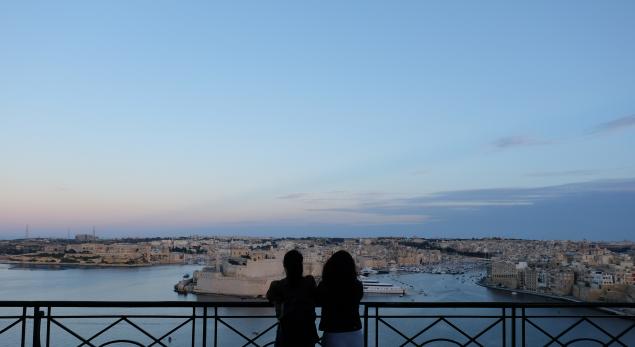 Malta Panaramik Manzara