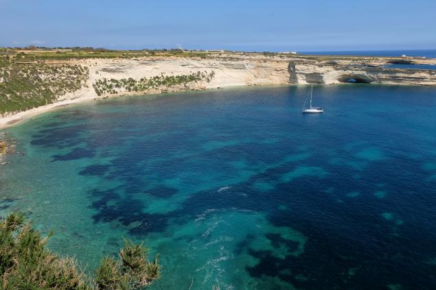 Malta'nın En iyi Plajları
