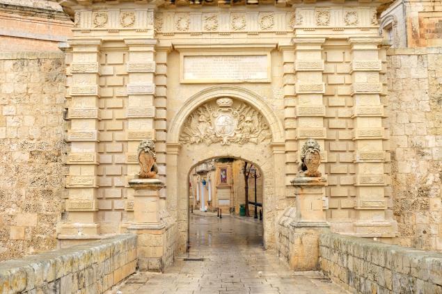 Mdina Rabat Malta