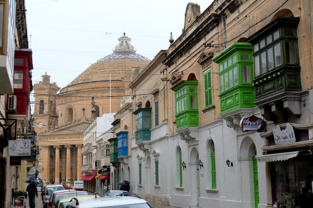 Mosta Malta