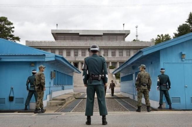 Güney Kore Kuzey Kore