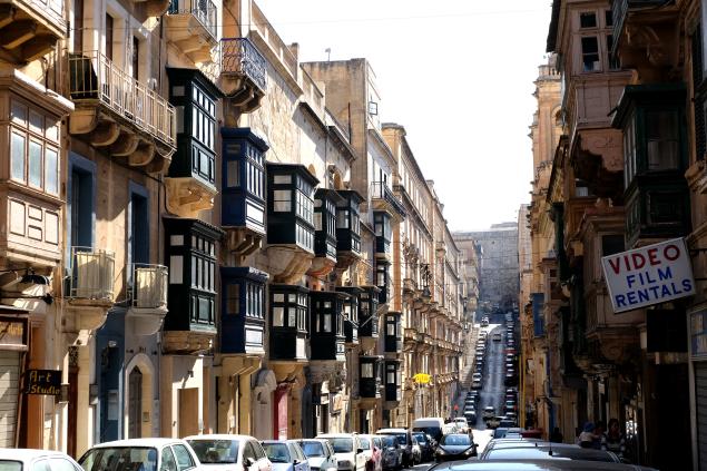 Old Bakery Street Malta