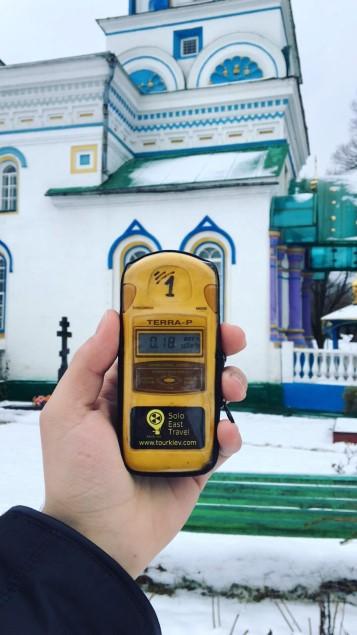 Çernobil Güvenli Mi