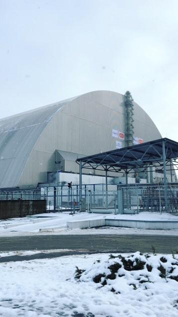 çernobil nükleer santral
