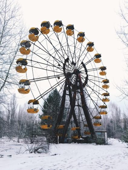 Çernobil Nasıl Bir Yer