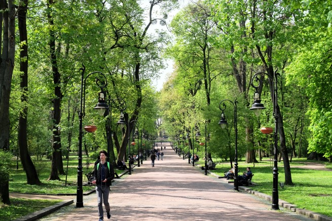 Ivan Franko Park