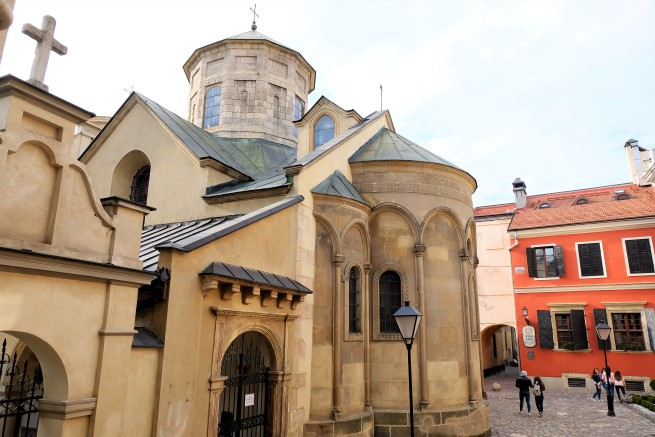 Lviv Armenian Church