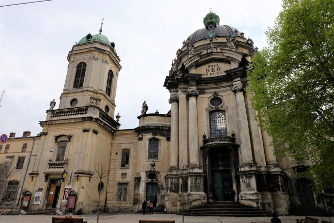 Lviv Kiliseleri