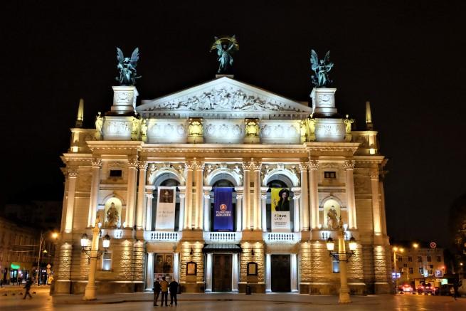 Lviv Opera Binası (2)