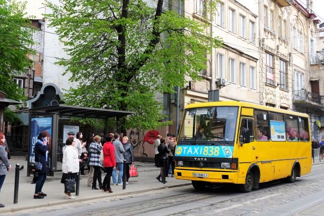 Lviv Ulaşım
