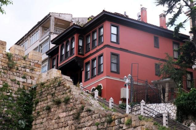 Bursa'da Konaklama