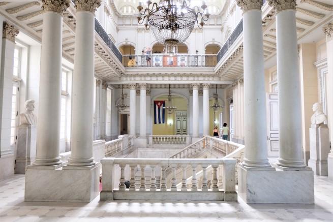 Devrim Müzesi Havana