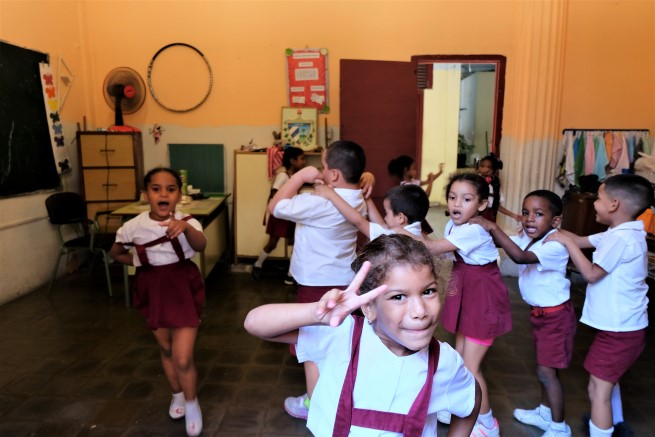 Havana gezisi okul
