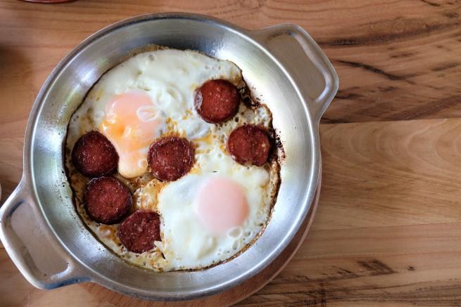 Alaçatı'da En İyi Kahvaltı