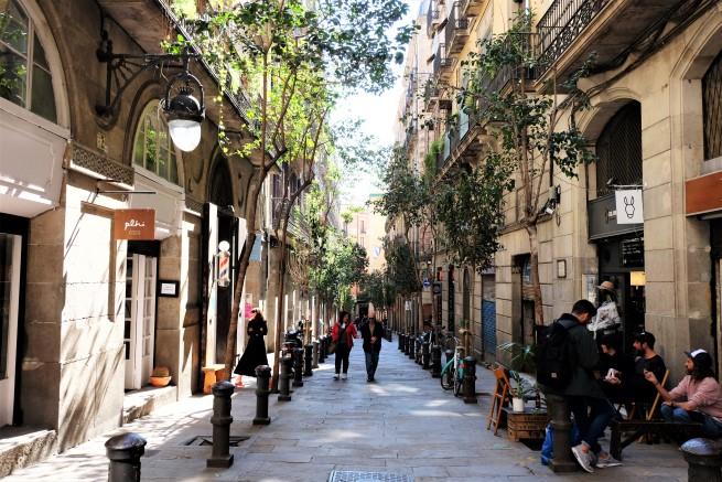 Barselona'da Alışveriş