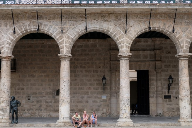 Küba'da Konaklama (1)