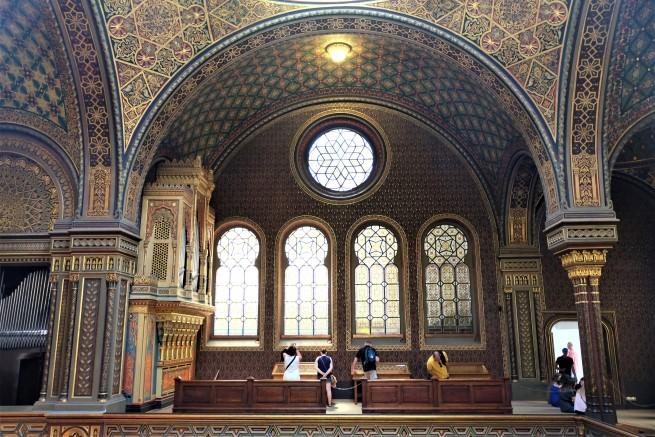 İspanyol Sinagogu prag (2)