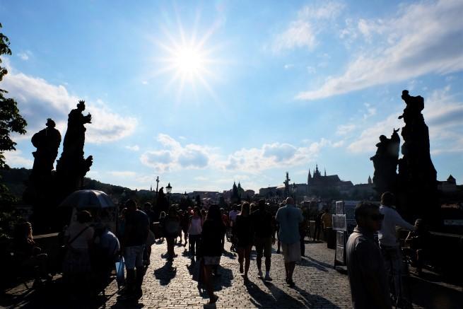 Charles Köprüsü Prag