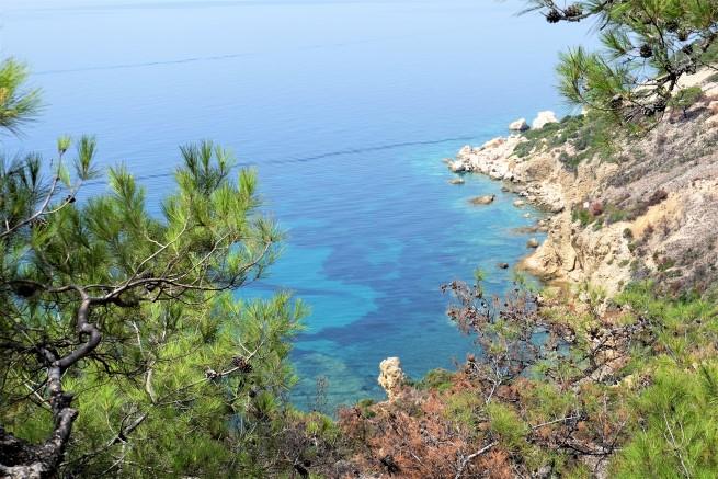 Foça'da deniz