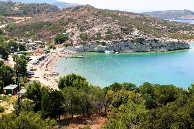 Foça Sazlıca Plajları