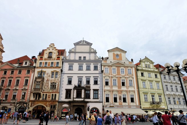 Prag Old Town Square