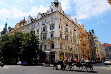 Prag Yahudi Mahallesi