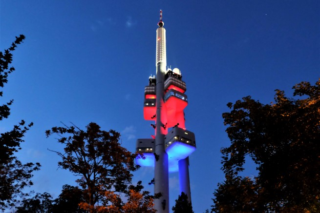 Prag Zizkov Tv Tower