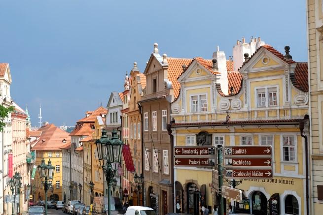 Prag'da gezilecek yerler