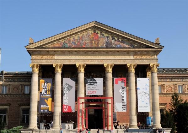 Budapeşte Kunsthalle