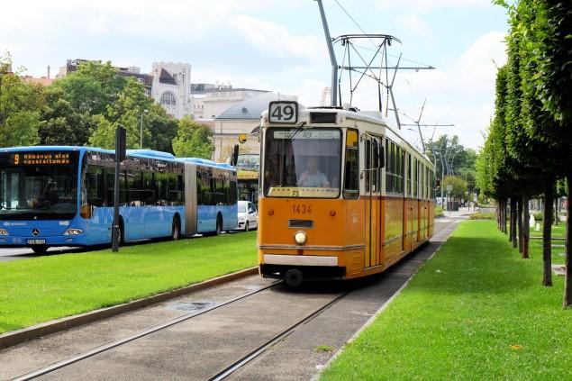 Budapeşte Ulaşım