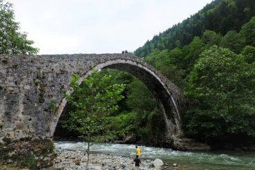 Şenyuva Köprüsü Rize