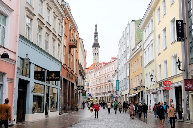 Tallinn gezi rehberi