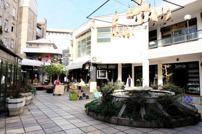 Belgrad'da Alışveriş