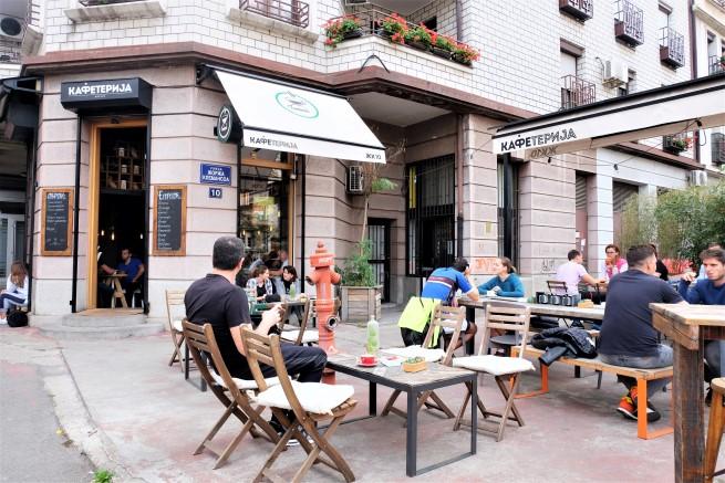 Belgrad'da yeme içme (2)