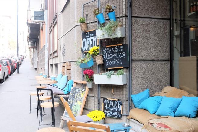 Kafeterija Lokal Belgrad