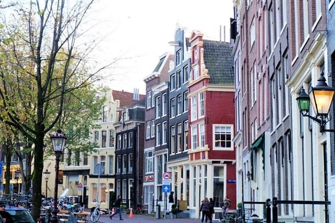 Amsterdam yeme içme notları