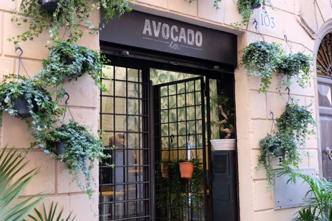 Avocado Bar Roma